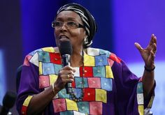 Edna Anan- advocate, nurse, midwife, UN diplomat, French Legion of Honour recipient and former foreign minister of Somaliland