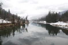 Slocan River - West Kootenays