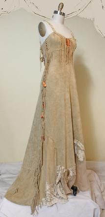 The Fall Dancing Gown from Montana Dreamwear
