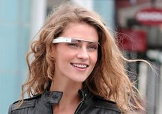 Google's Augmented Reality Glasses