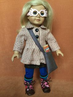 Luna Lovegood Quibbler Ensemble