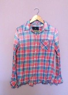 À vendre sur #vintedfrance ! http://www.vinted.fr/mode-femmes/blouses-and-chemises/27751554-chemise-maison-scotch-taille-1