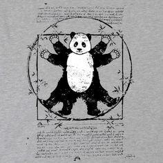 Vitruvian Panda
