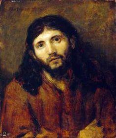 Jesus. - Rembrandt