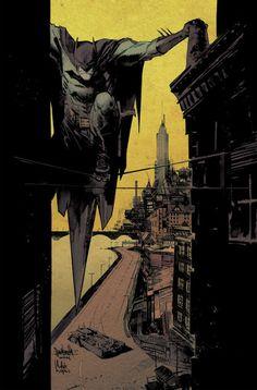 Batman by Sean Gordon Murphy and Mat Lopes