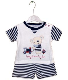 RB1501 Cotton set ( Newborn -6 months)