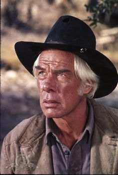 Lee Marvin / Born: February 19, 1924 in New York City, New York, USA / Died: August 29, 1987 (age 63) in Tucson, Arizona, USA / in The Great Scout  Cathouse Thursday