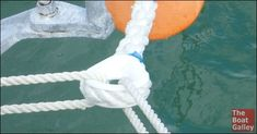 Tying up to a mooring ball is pretty simple, but this one piece of advice from Boot Key Harbor will make your boat much more secure