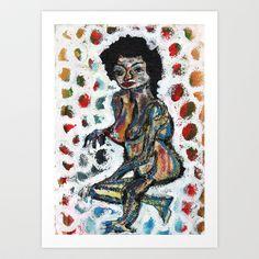 Knead Art Print by ALOU - $12.48