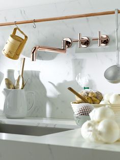Dorn Bracht #copper fixtures