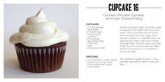 I love this cupcake website called Ming Makes Cupcakes. For St. Patty's Day I recommend combining the Guinness cupcake (#16) with the Bailey's Irish Cream frosting (#24).