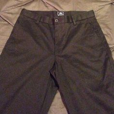 NWOT Men's Black Dockers NWOT Men's Black Straight fit Dockers. 33/32. Dockers Pants Trousers