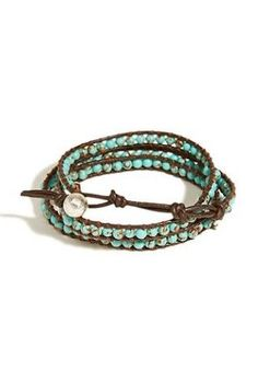 Turquoise Wrap Bracelet | Lucky Brand
