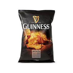 Patatas fritas Guinness 150 gr.