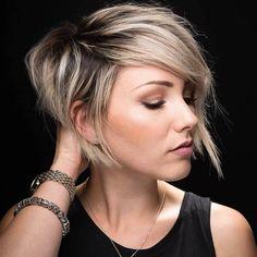 Die 173 Besten Bilder Von Pixie Cut Stylen Pixie Cuts Haircuts