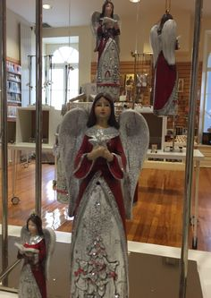 Chapelle, Statues, Home Decor, Angels, Homemade Home Decor, Decoration Home, Interior Decorating