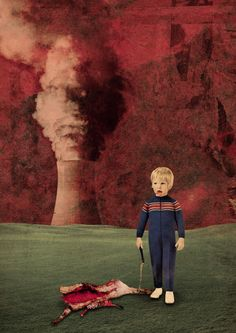 Sweet Meat - Julien Pacaud • Illustration • Perpendicular Dreams