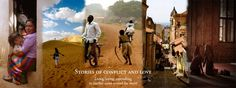 """Really cool blog: """"Stories of Conflict and Love"""""""