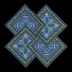 Card Trick Tile Trivet.
