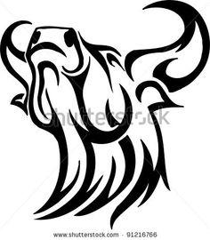Upward bull