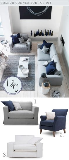 Love this sofa and chair