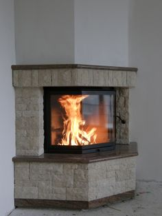 De Carina - kamini G. Small Fireplace, Fireplace Design, Fireplace Remodel, New Homes, Home And Garden, Home Appliances, Warm, Grills, Fireplaces