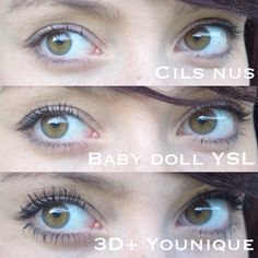 how long do you curl eyelashes for Mascara 3d, Mascara Younique, Curling Eyelashes, Kat Von D Makeup, Longer Eyelashes, Natural Makeup, Eyeshadow, How To Apply, Makeup Tutorials