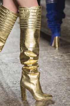 Genny Fall 2017 Fashion Show Details - The Impression