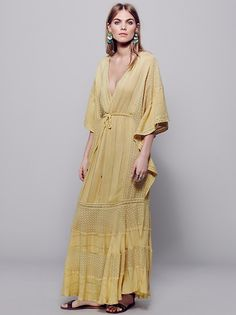 Oh Valencia Caftan from Free People!