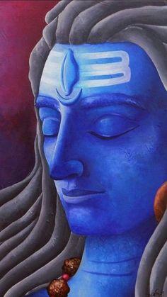 Mahakal Shiva, Shiva Statue, Shiva Art, Krishna Art, Lord Krishna, Lord Shiva Painting, Ganesha Painting, Ganesha Drawing, Lord Shiva Sketch