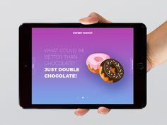 Day 010 — Sweet Donut Slider