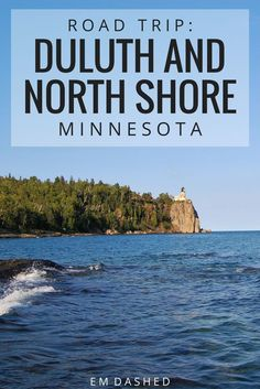 Explore charming Duluth, Gooseberry Falls State Park, the mighty Lake Superior, and more on a road trip to Minnesota's North Shore.