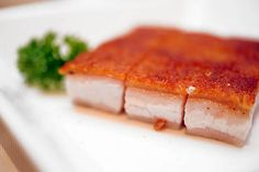 Chinese Roasted Pork Belly | Cooking.com