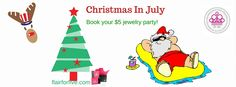 Paparazzi Christmas in July cover - Paparazzi $5 Jewelry Join or Shop Online