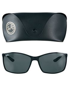 Ray-Ban. Those are freakin nice!