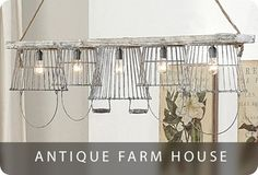 Thrifty Decor Chick: Antique Farm House