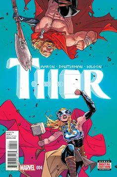 Thor #4, la Preview