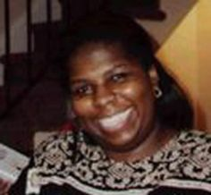 Olabisi Layeni Yee- 38, was working as an assistant office manager at the International Office Centers at the WTC. Olabisi the mother of a son and daughter. She was born in Liberia before coming to Brooklyn. Olabisi survived the attacks in 1993. she managed to make about half a dozen calls out between the moment of impact and when the second tower fell. #Project2996 read more at: http://articles.baltimoresun.com/2001-09-17/news/0109170043_1_yee-kent-trade-center