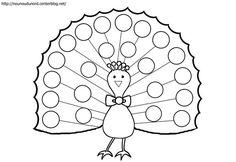 http://nounoudunord.centerblog.net/2169-coloriage-paon-a-gommettes-dessine-par-nounoudunord