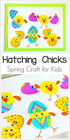 Hatching Chicks Craf