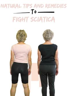 Women's Mag Blog: Natural Tips and Remedies to Fight Sciatica