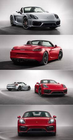 #Porsche #Boxster #GTS: Performance is another area where we kept compressing and driving forth the GTS concept until it eventually ignited: purism as the sum of its parts, with one result - the pure driving experience. Learn more: http://link.porsche.com/boxster-gts?pc=98134PINGA Combined fuel consumption in accordance with EU 5 (Manual/PDK): 9.0/8.2 l/100 km, CO2 emissions 211/190 g/km.