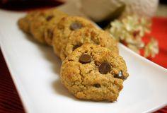 "Grain-Free ""Oatmeal"" Chocolate Chip Cookies « Detoxinista"