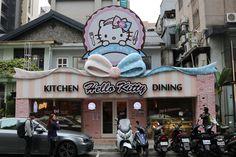 Hello Kitty Dining
