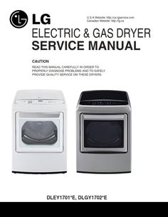 50+ best lg dryer service manuals images in 2020 | lg dryer, dryer, service  pinterest