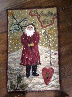 Christmas rug .....cm ...~♥~