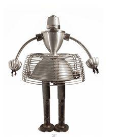 Bennett Robot Works: Ms. Jello Robot