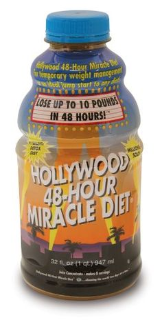 Shop 24 & 48 Hour Hollywood Miracle Diet® Products and ...
