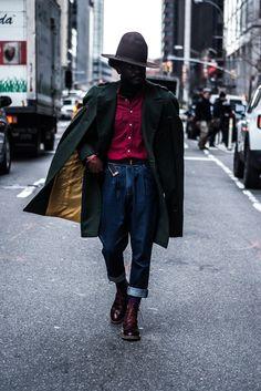 New York's Fashion Week Peacocks Show You Every Way to Wear Fur This Winter Photos   W Magazine