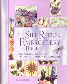Silk Ribbon Embroidery Instructions | 2006 EMBROIDERY PATTERN RIBBON « EMBROIDERY & ORIGAMI